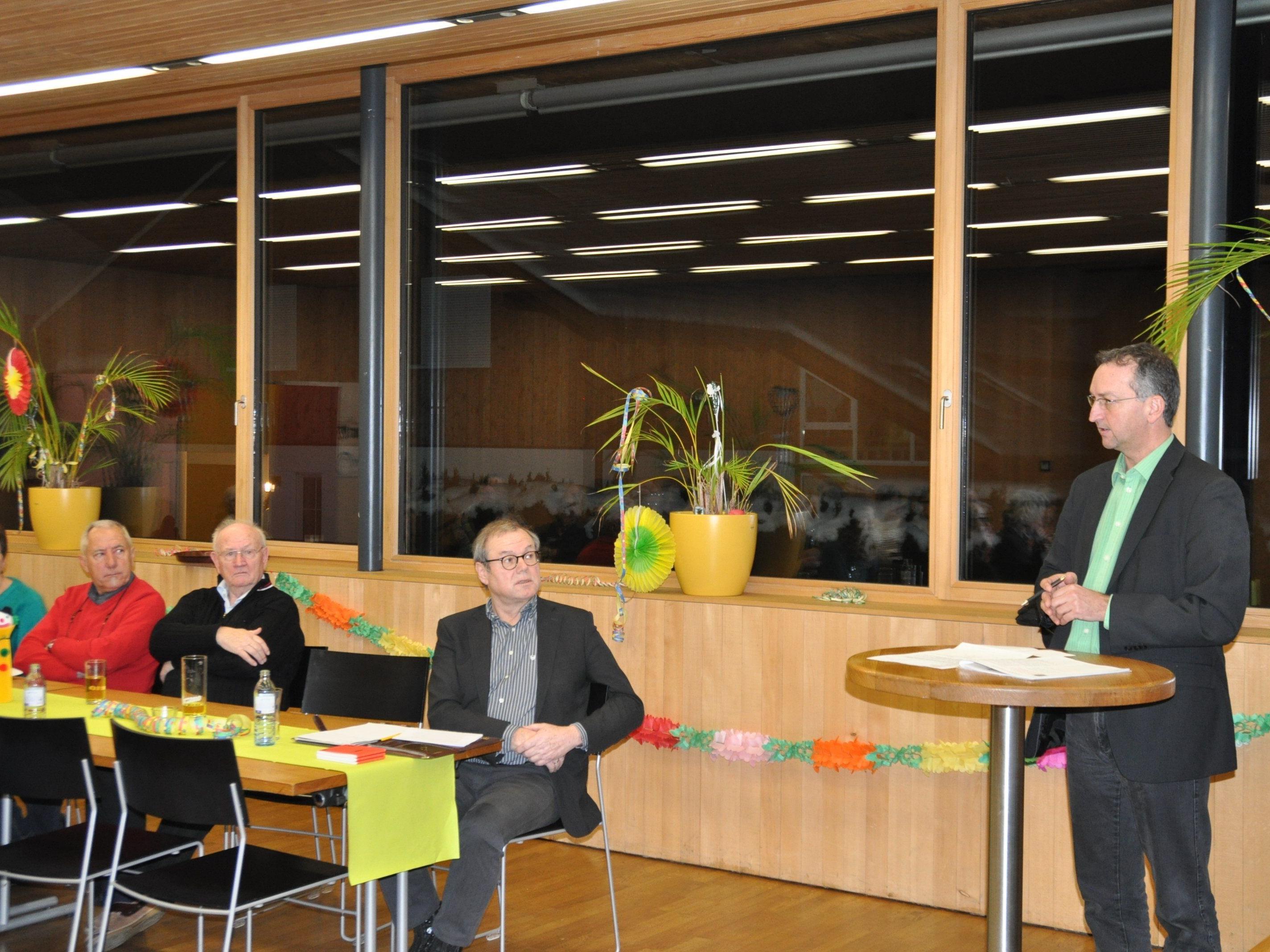 33.Jahreshauptversammlung des Gesundheits- und Krankenpflegeverein Ludesch