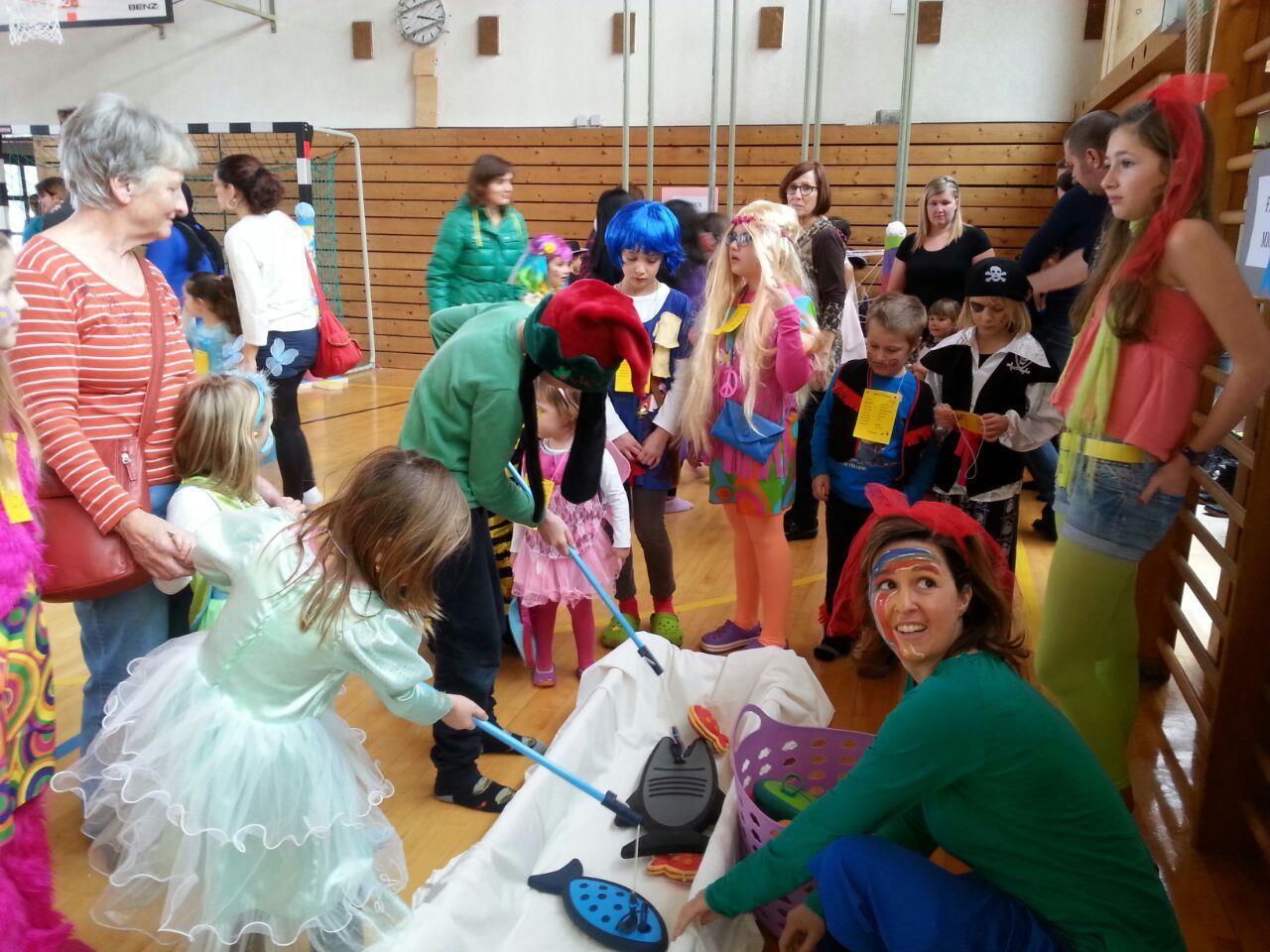 Der diesjährige Nofler Kinderfasching war für alle Beteiligten wieder ein voller Erfolg.