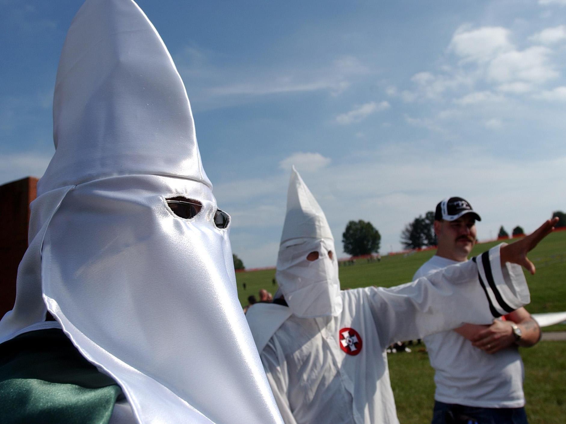 Rassisten-Bund Ku Klux Klan lehrte Afroamerikaner einst das Fürchten.