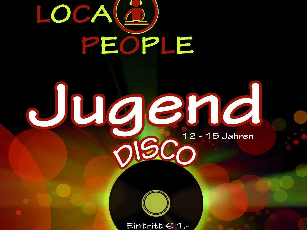 Loca People Disco 28.02.15