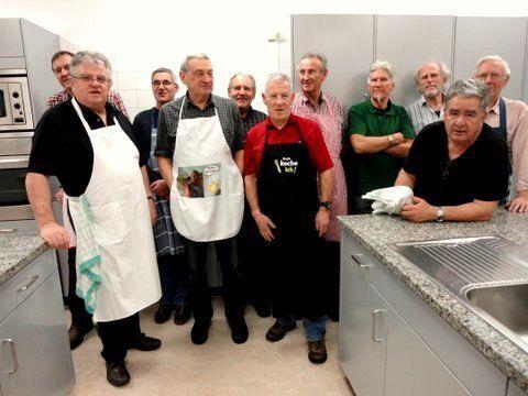Die Kochmannschaft