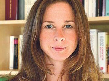 Petra Steinmair-Pösl leitet den Genussnachmittg für Frauen.