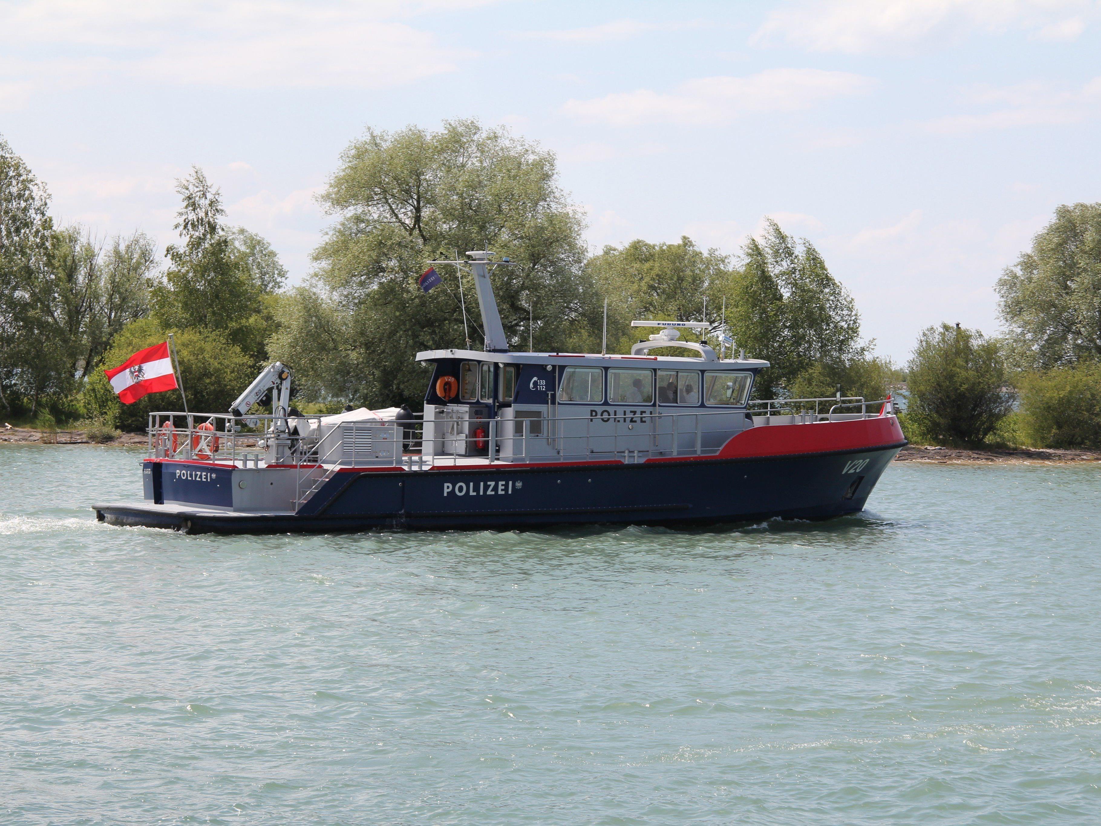 Die Seepolizei in Hard zieht Bilanz für das Jahr 2014.