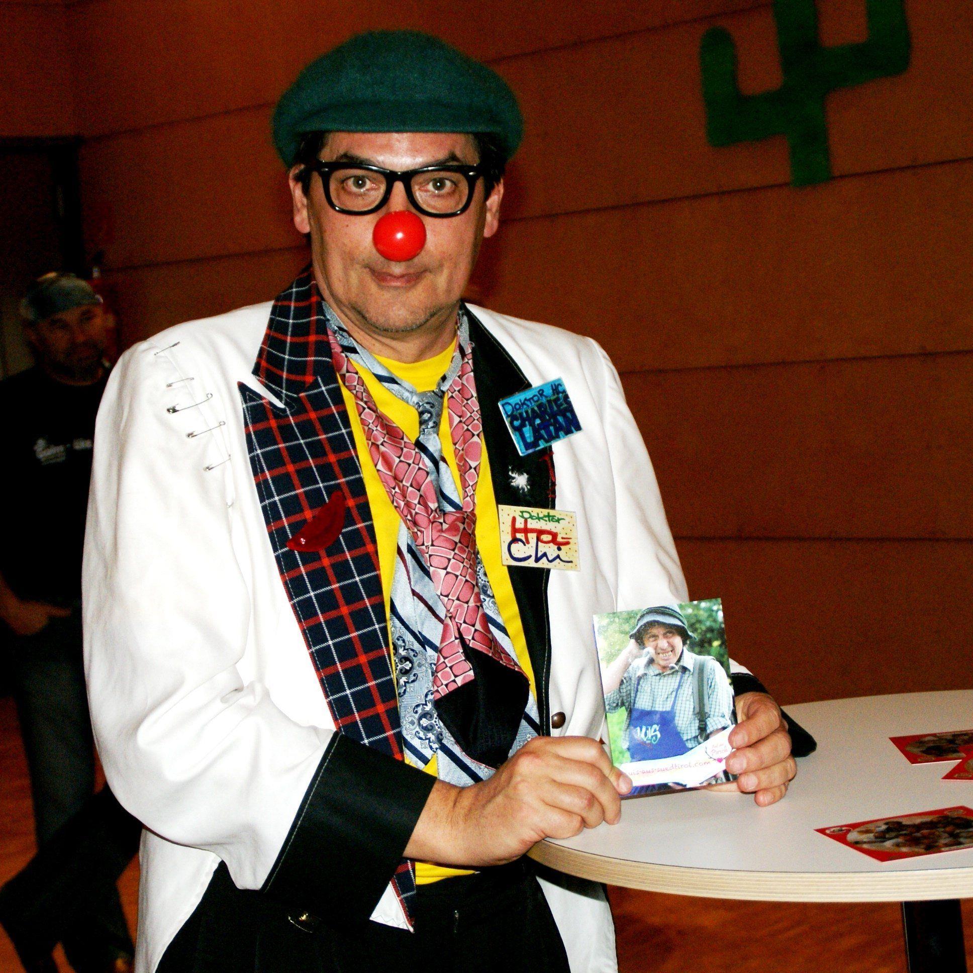 Dr. Hatchi, alias Dr. Charlatan