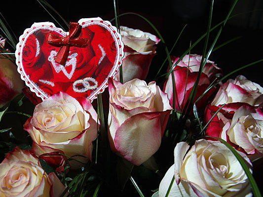Der Valentinstag in Wien hat für Liebende einiges zu bieten