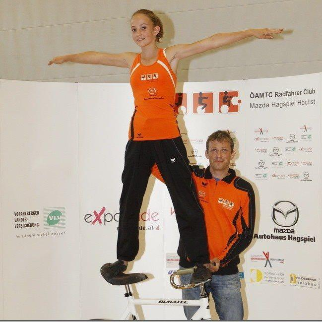 Neuer österreichischer Rekord von Lorena Schneider.