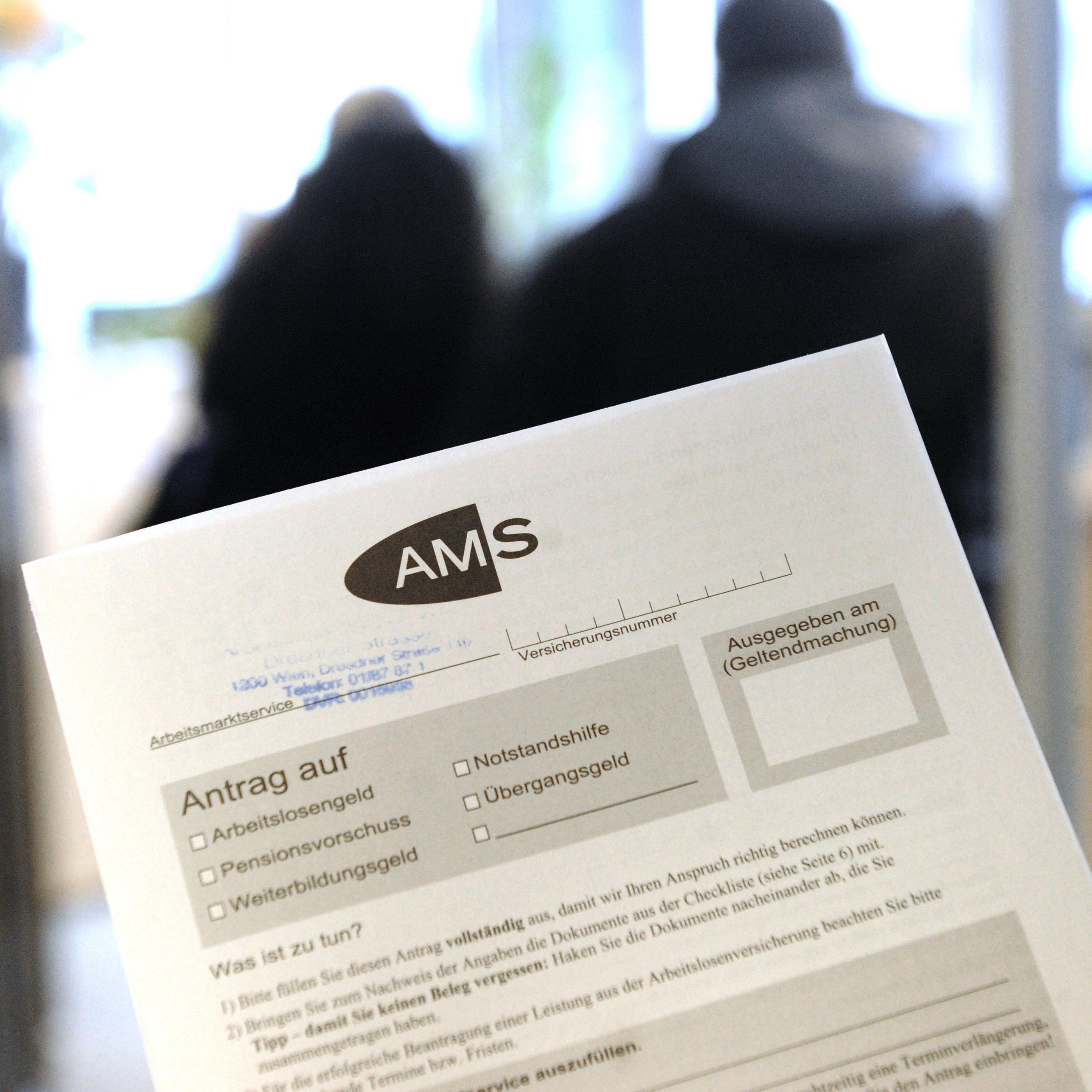 Arbeitslosenquote stieg im Jänner um 0,8 Prozentpunkte auf 10,5 Prozent.