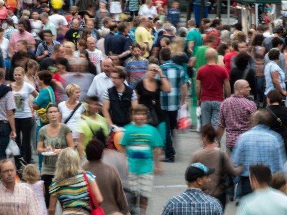Vorarlberg legte 2014 einen Bevölkerungssprung hin.
