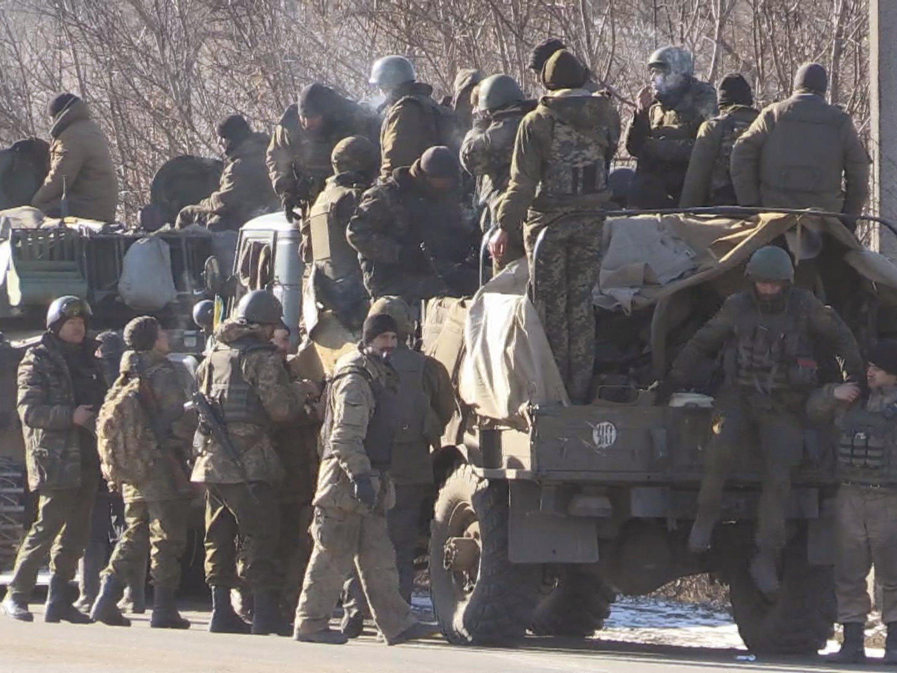 Niederlage der ukrainischen Armee bringt prowestliche Führung weiter unter Druck.