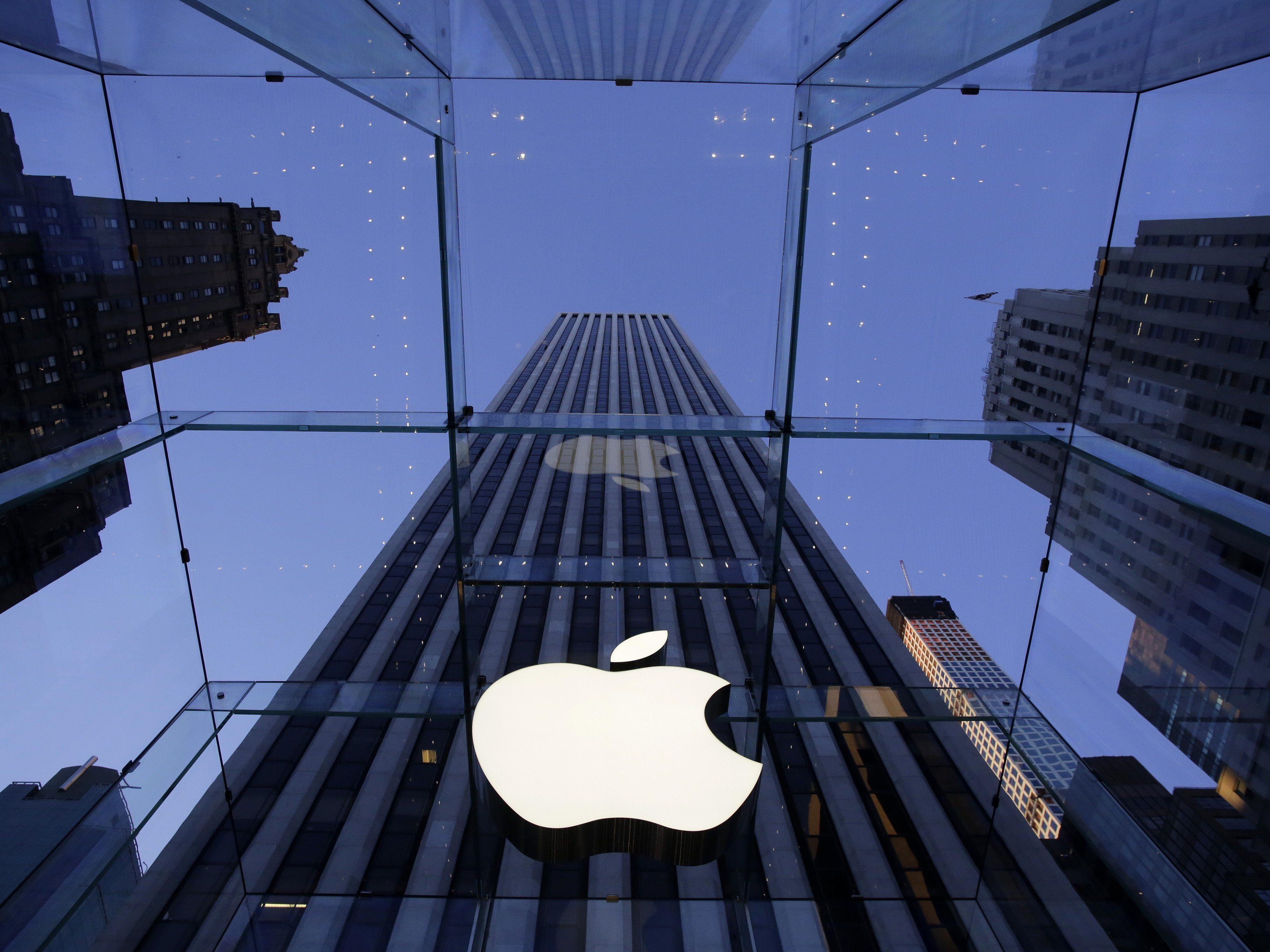 """Apple sucht nach einem Entwicklungsmanager für """"Apple Search""""."""