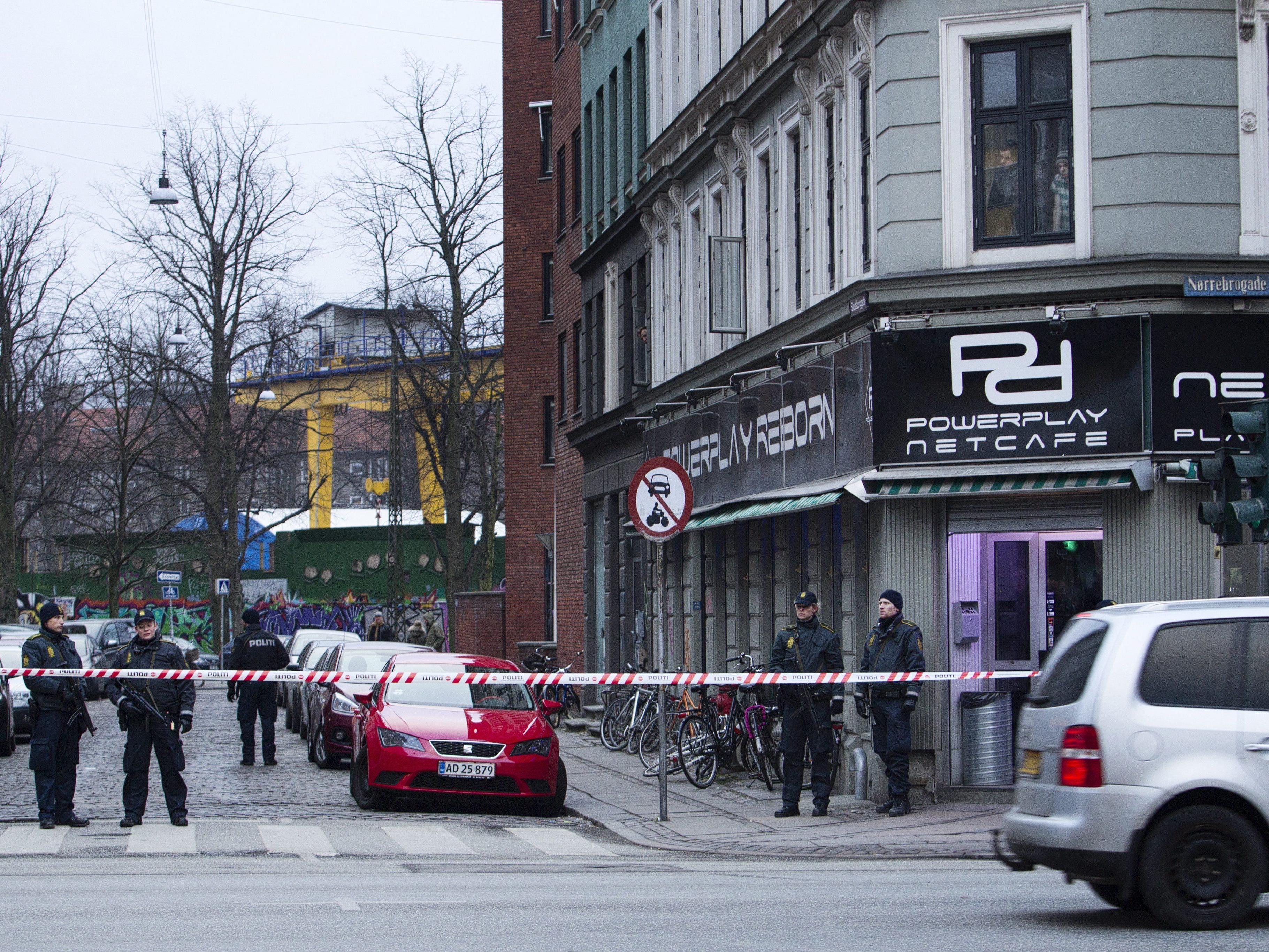 Festnahmen nach Terroranschlägen in Kopenhagen: Männer sollen dem Attentäter Waffen besorgt haben