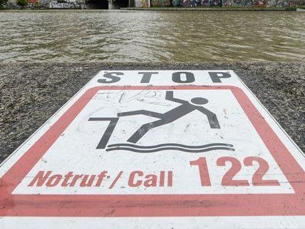 Am Donaukanal sollen schwimmende Grünflächen der Erholung dienen.