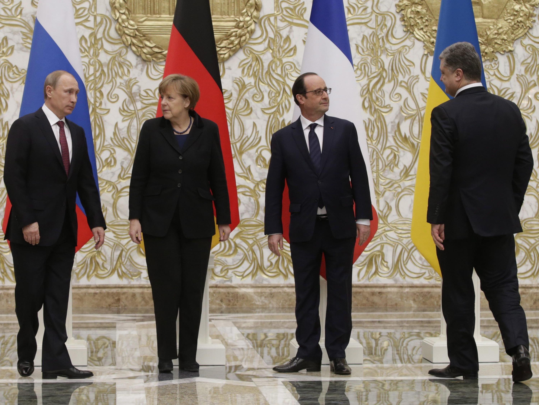 Hollande bestätigte Angaben.