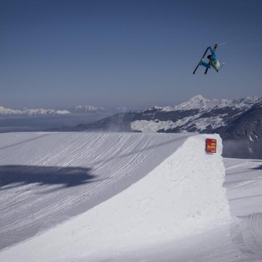 Der Lustenauer Fabian Braitsch holt Gold bei der Universiade.