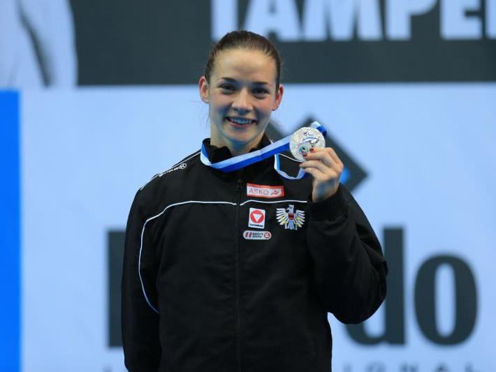 Bettina Plank gewinnt die Dutch Open.