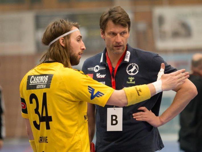 Niederlage für Bregenz Handball