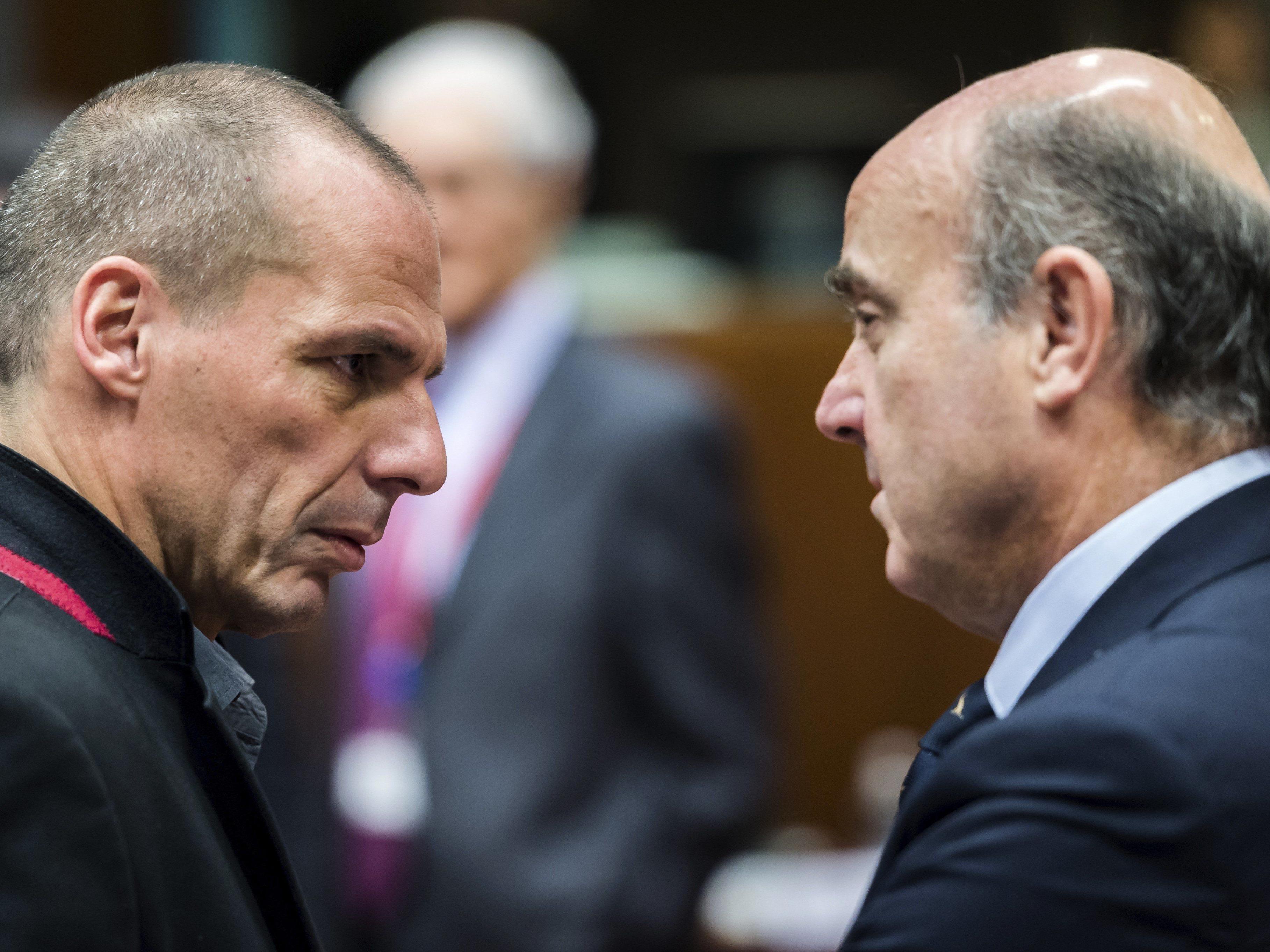 Griechen wollen Hilfsprogramm offenbar doch verlängern - Antrag soll noch am Mittwoch eingebracht werden