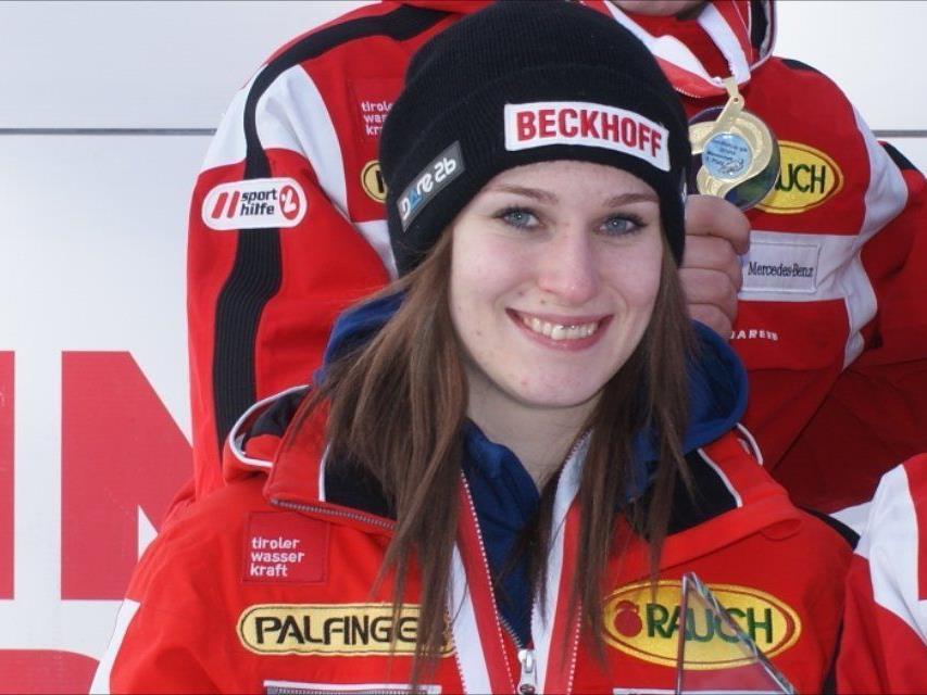 Bronze für Katrin Heinzelmaier in Winterberg.