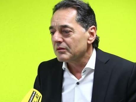 Im Interview: Kurt Raos von der Bürgerbewegung Hohenems.