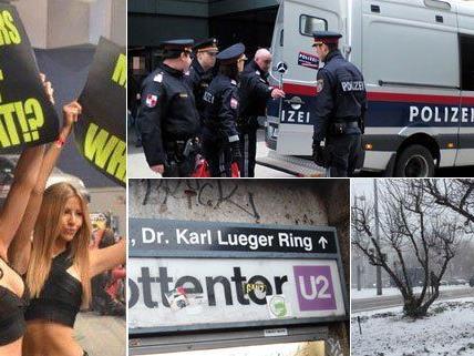Auch im Februar haben viele Leserreporter Berichte und Fotos an VIENNA.at geschickt.