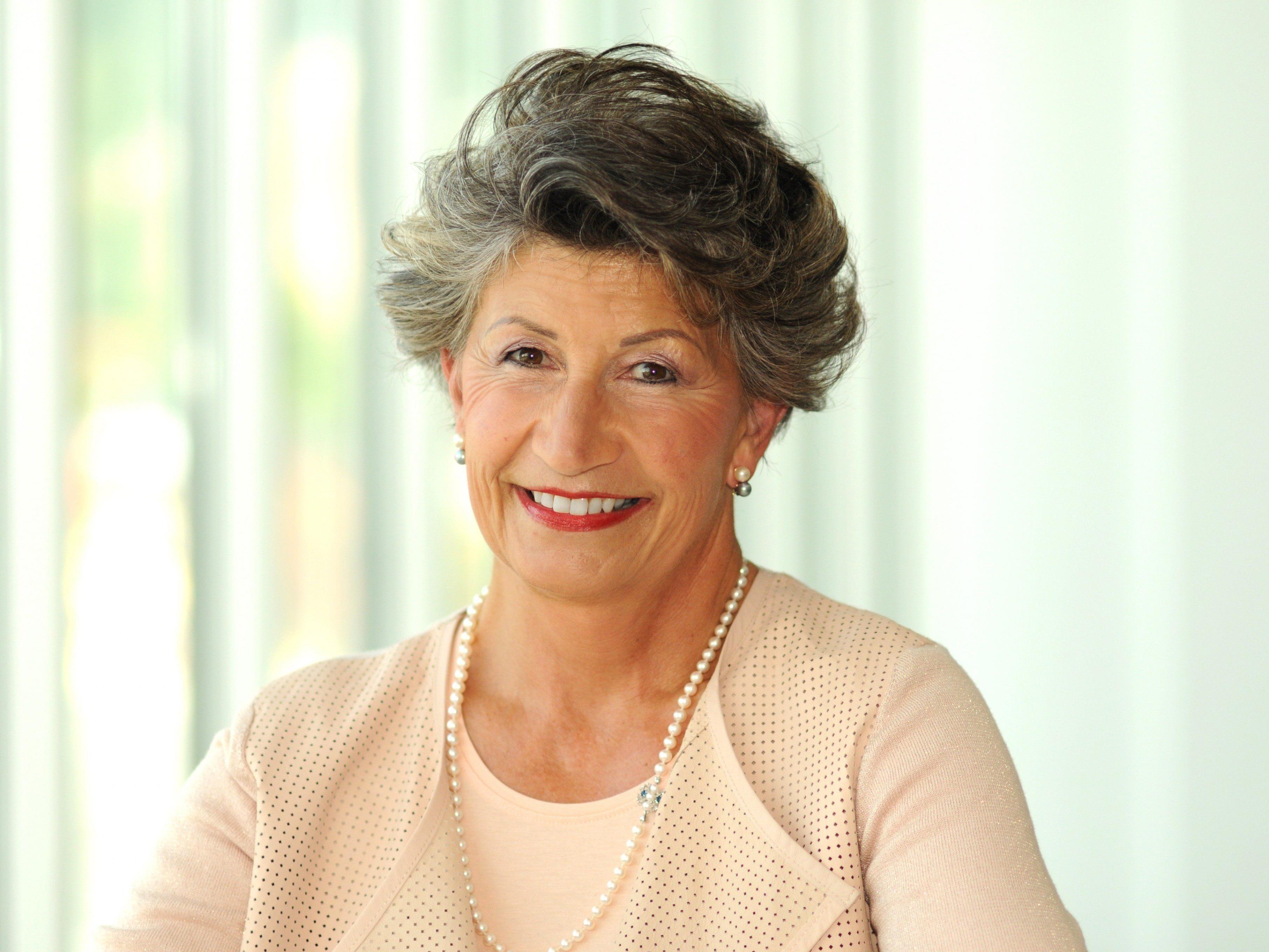 Ex-Bundesrätin Cornelia Michalke tritt in Höchst als Bürgermeisterin an.