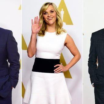 Am Montag wurde zum großen Oscars-Lunch geladen.