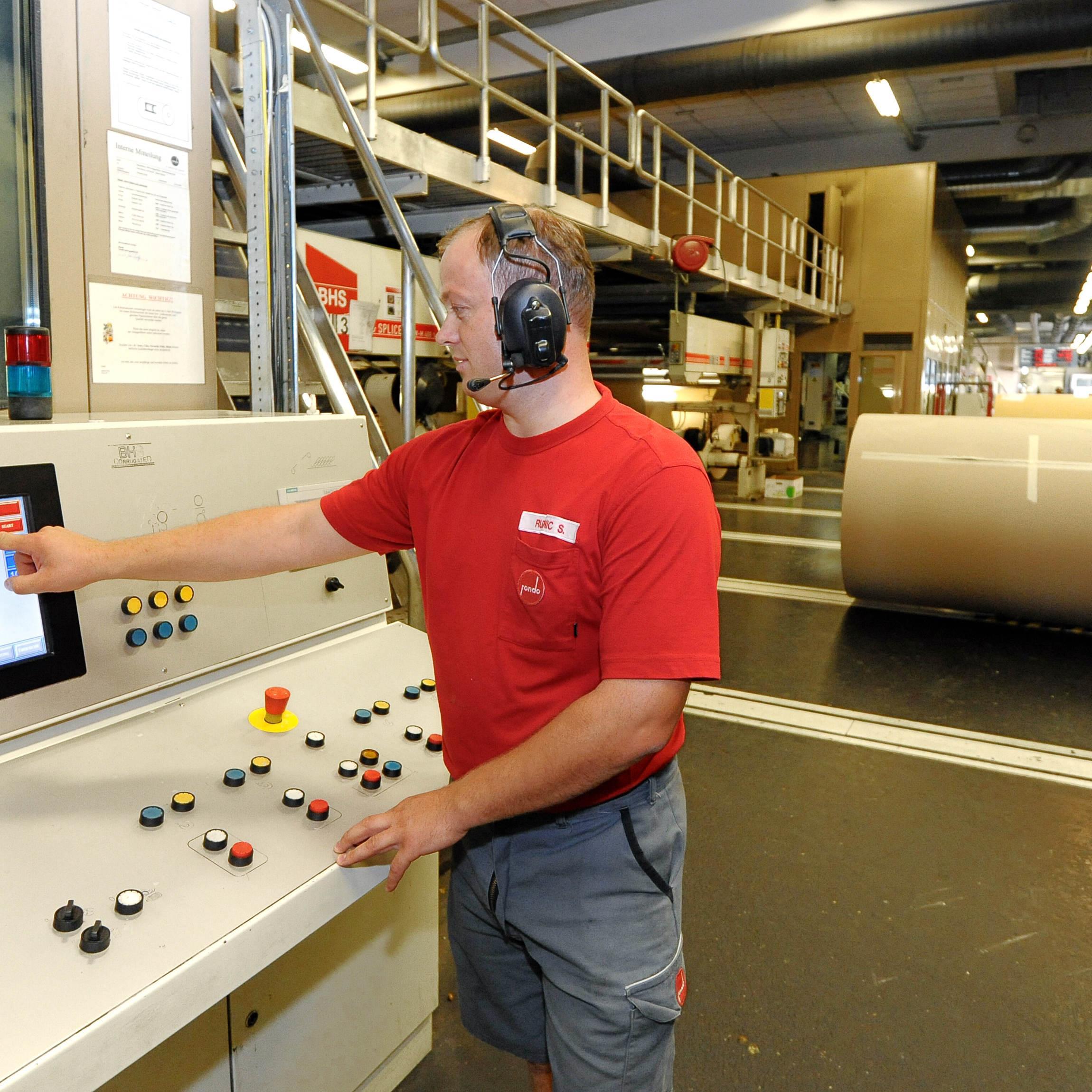Rondo Ganahl will in Frastanz um 25 Millionen Euro ein Logistikzentrum errichten.