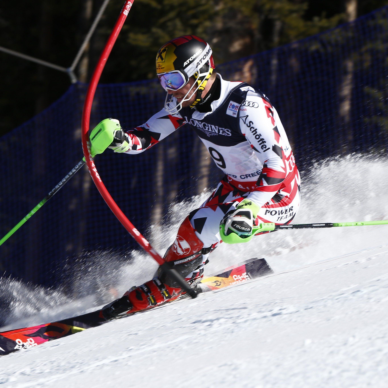 Marcel Hirscher ist nicht der einzige Favorit im Slalom.