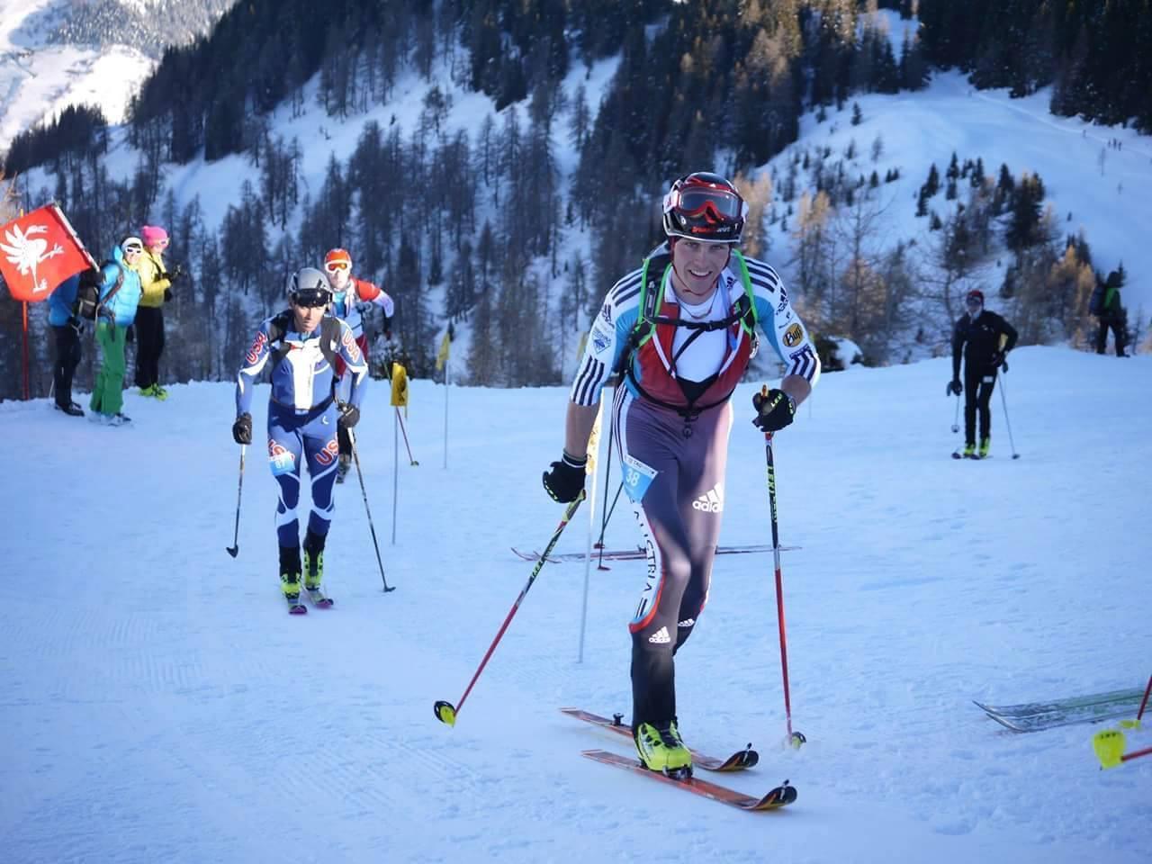 Der Montafoner Daniel Zugg wurde bei der Skibergsteiger WM zum Abschluss Sechster