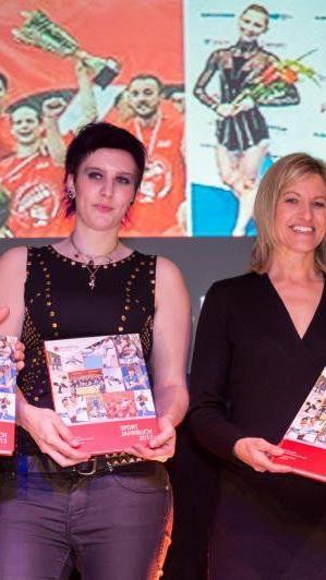 In Dornbirn wird das neue Sportjahrbuch mit Autorin Angelika Kaufmann Pauger präsentiert.