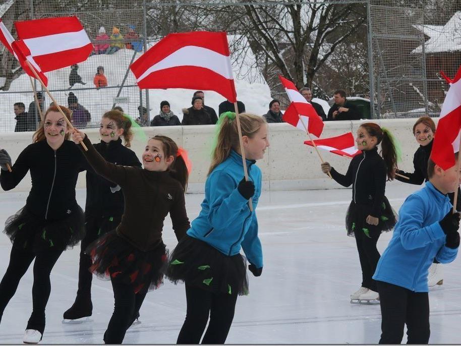 Der Eissportverein Rankweil will den Nachwuchs im Eiskunstlaufen gezielt fördern.