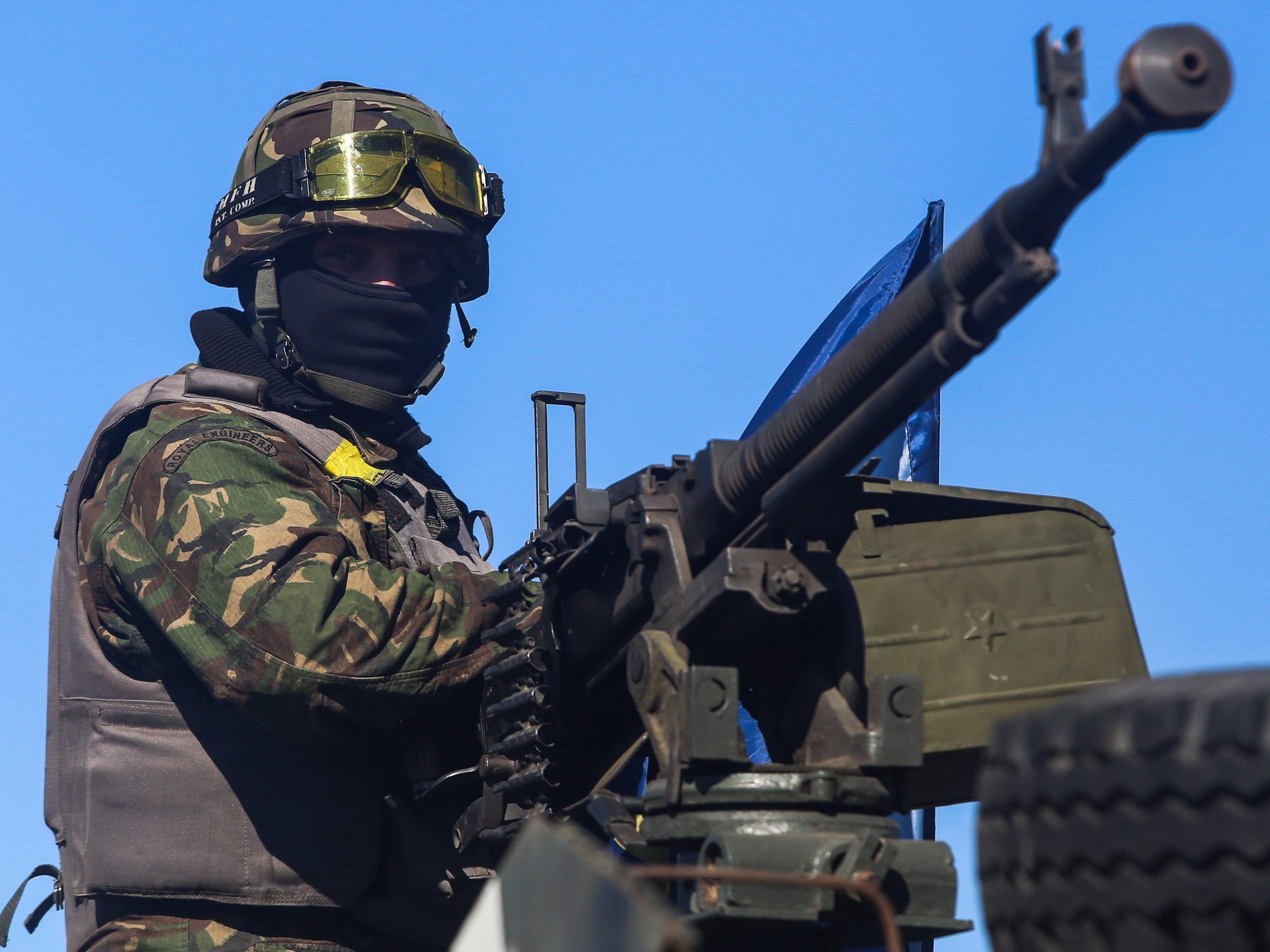 Kiewer Abgeordneter: Separatisten wollen Stadt vor Beginn der Waffenruhe einnehmen.