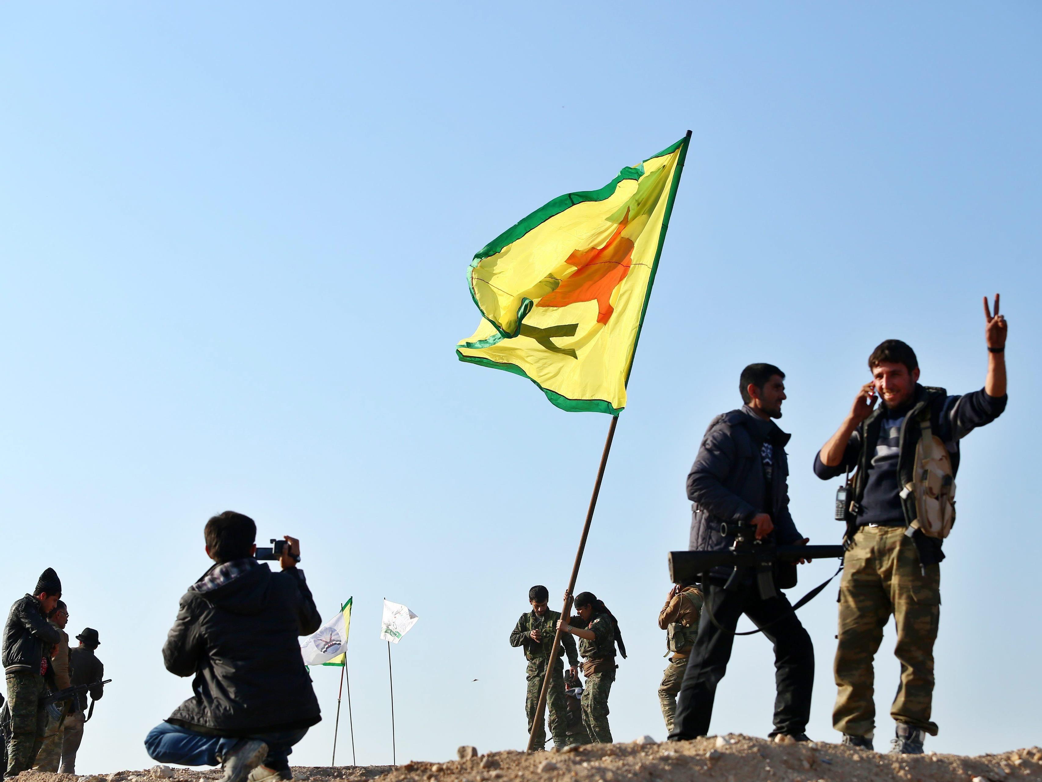 Aktivisten: Einheiten konzentrieren Kräfte nun auf Tal Abjad.