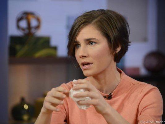 Knox freut sich in den USA über den Freispruch in Rom