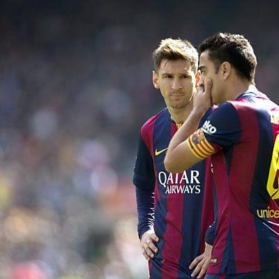 Messi mit lupenreinen Hattrick in elf Minuten