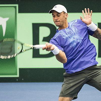 Haider-Maurer gewann seine Einzel