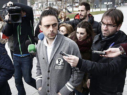 Espanyol-Kapitän Sergio Garcia
