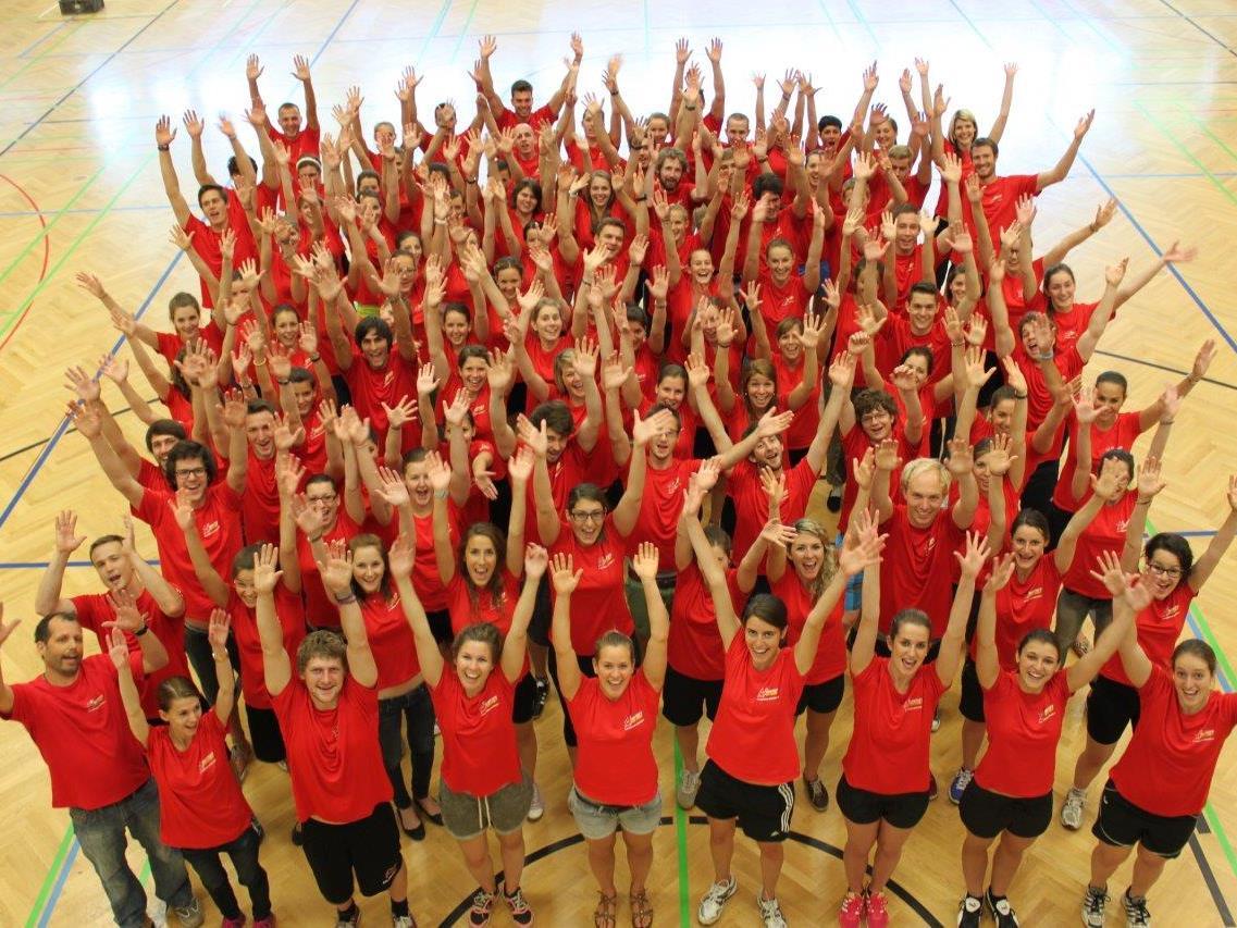 Kindersportfestival mit über 1.000 Angeboten