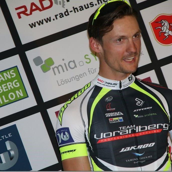 Aldo Ilesic sprintet für das Team Vorarlberg in Taiwan auf den zweiten Rang.