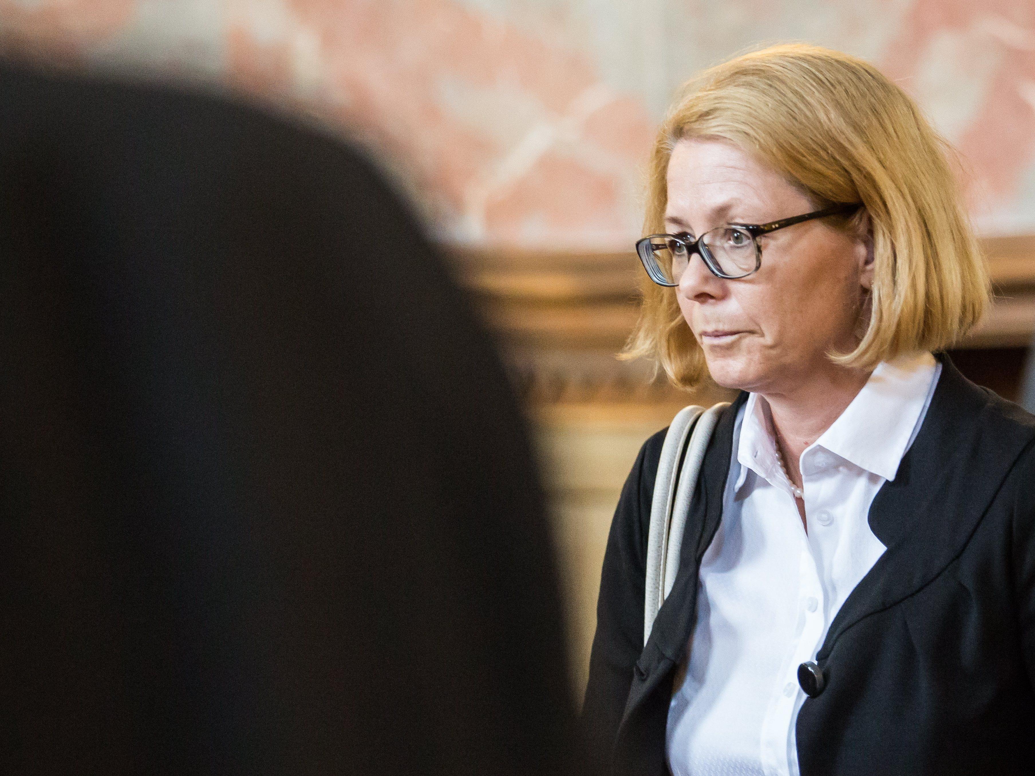 Testamentsaffäre: Suspendierte Richterin Kornelia Ratz geht in Berufung.