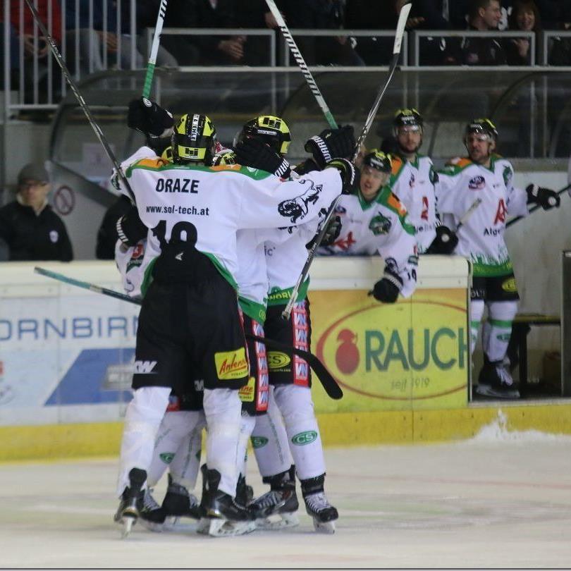 EHC Lustenau hofft in Zell auf einen Sieg.