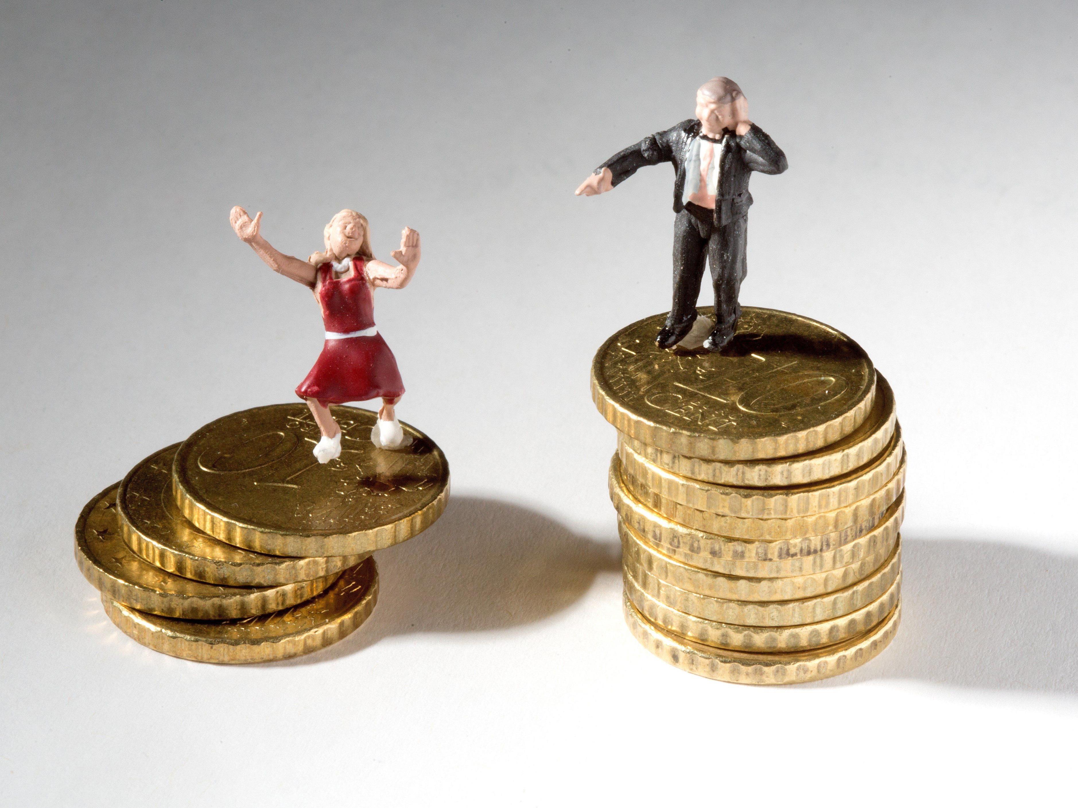 Noch immer werden Frauen nicht gleich wie ihre männlichen Kollegen bezahlt.