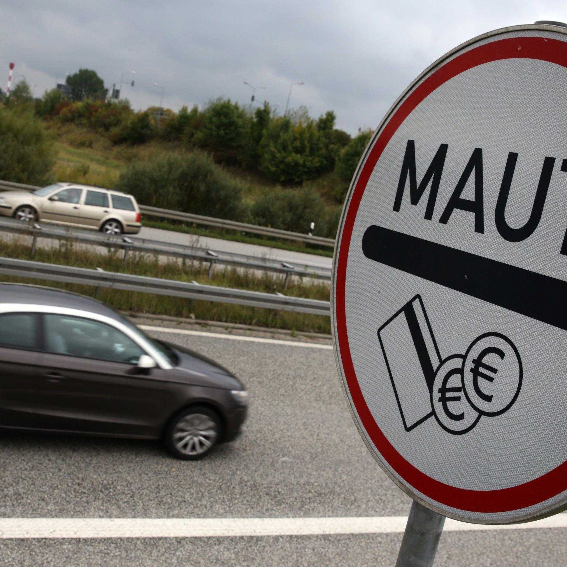 Deutsche Pkw-Maut: Prompte Klagen wurden nicht angekündigt.