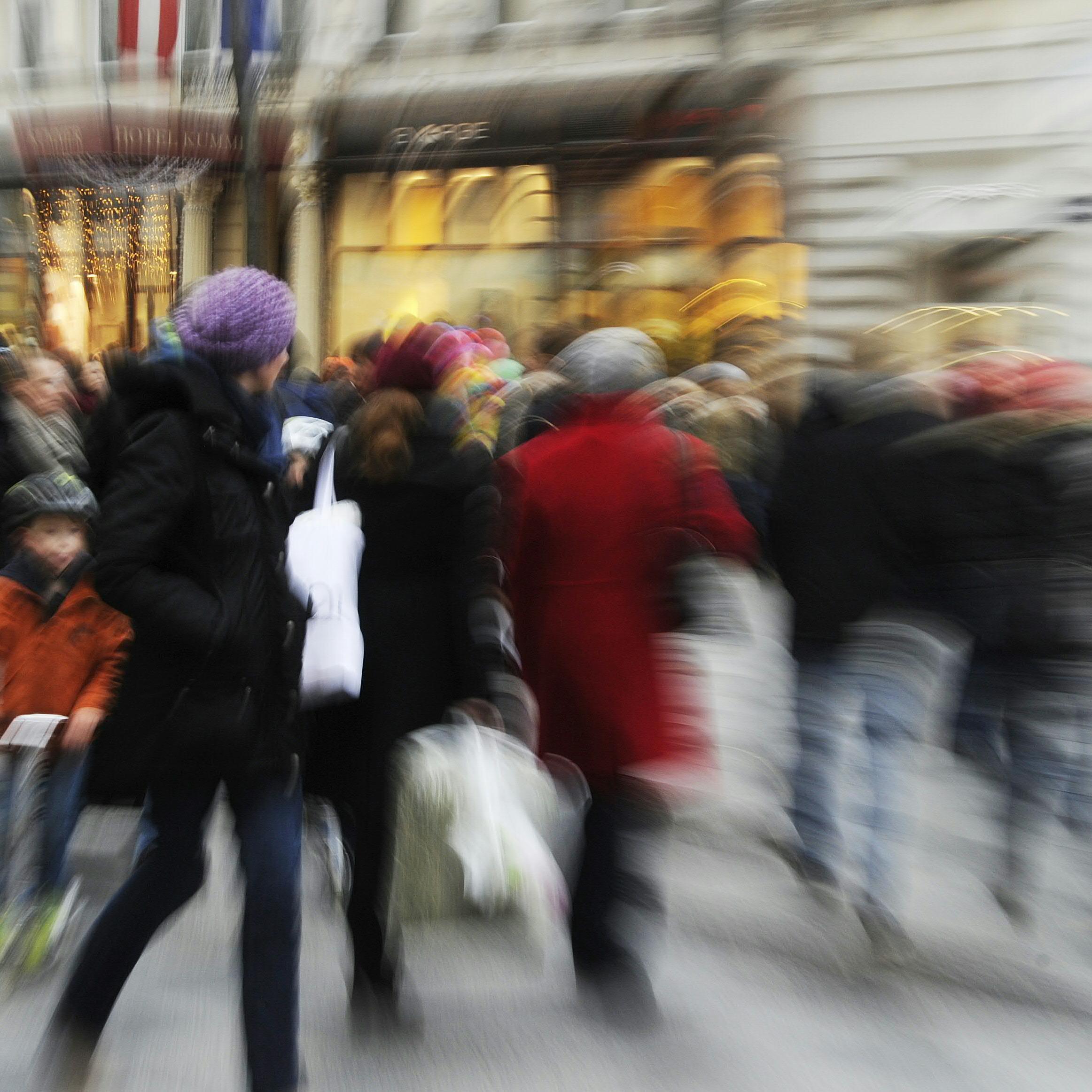 Deutschland benötigt in Zukunft mehr Einwanderer
