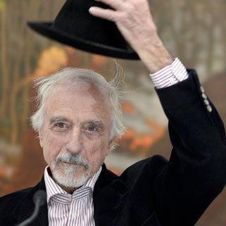 """Künstler Arik Brauer wird bei den """"Amadeus Awards"""" für sein Lebenswerk geehrt."""
