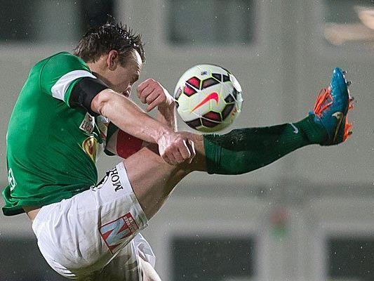 Austria Lustenau kämpft derzeit um den Klassenerhalt in der Erste Liga.