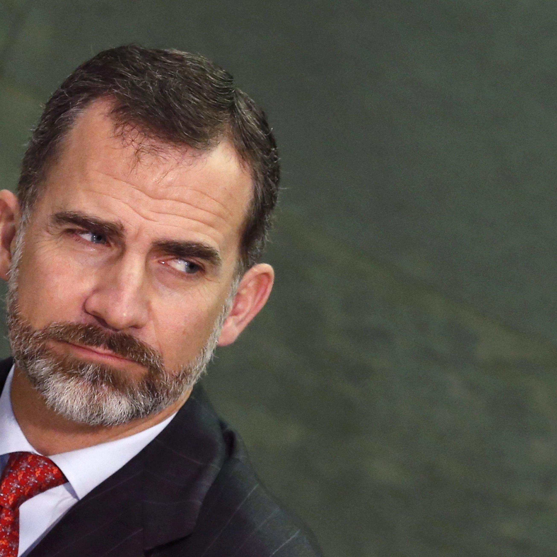 König Felipe von Spanien hat sich aufgrund von Finanzproblemen selbst sein Gehalt gekürzt.