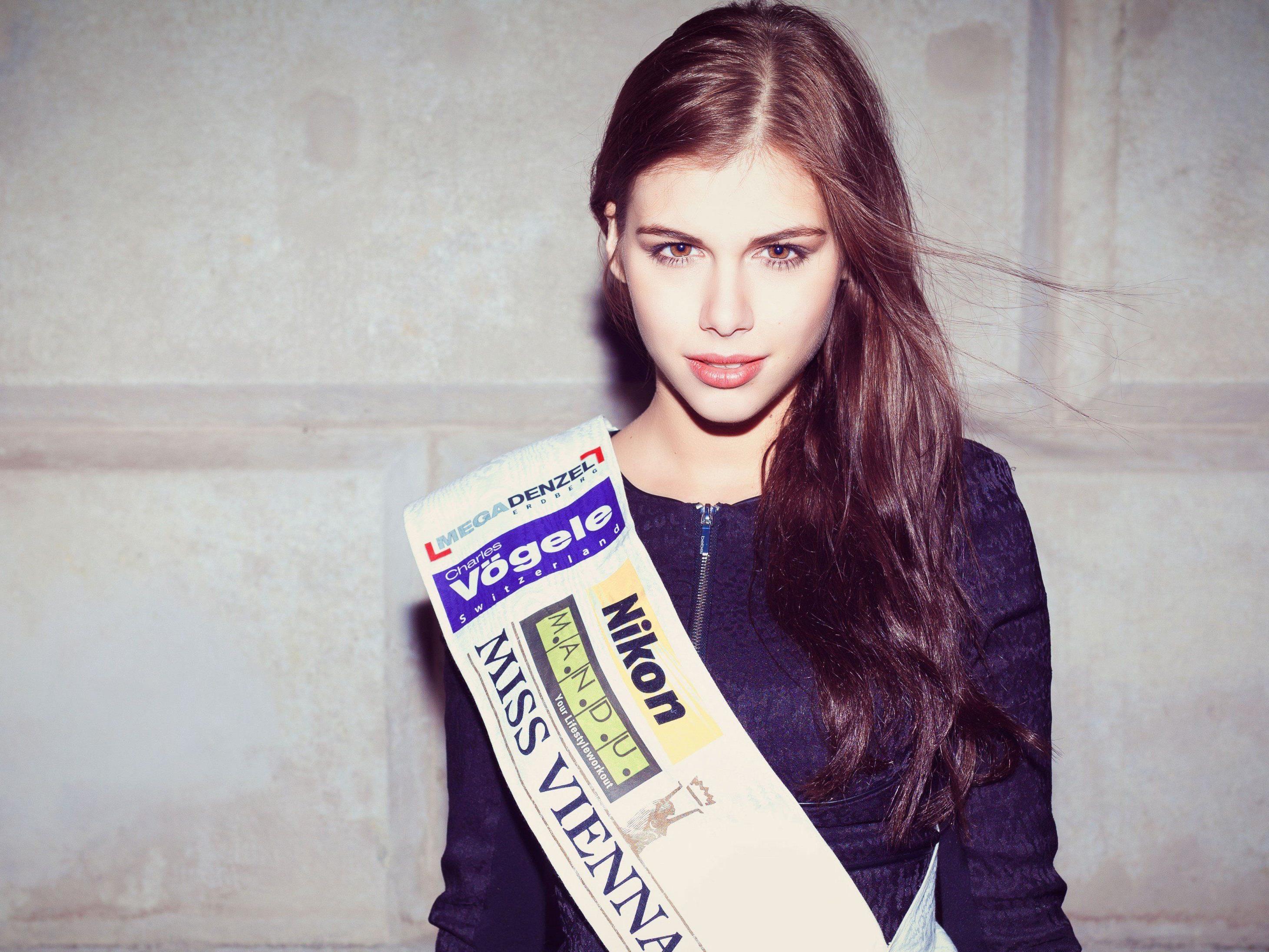 Die Gewinnerin der Vorjahres, Katharina Nahlik.