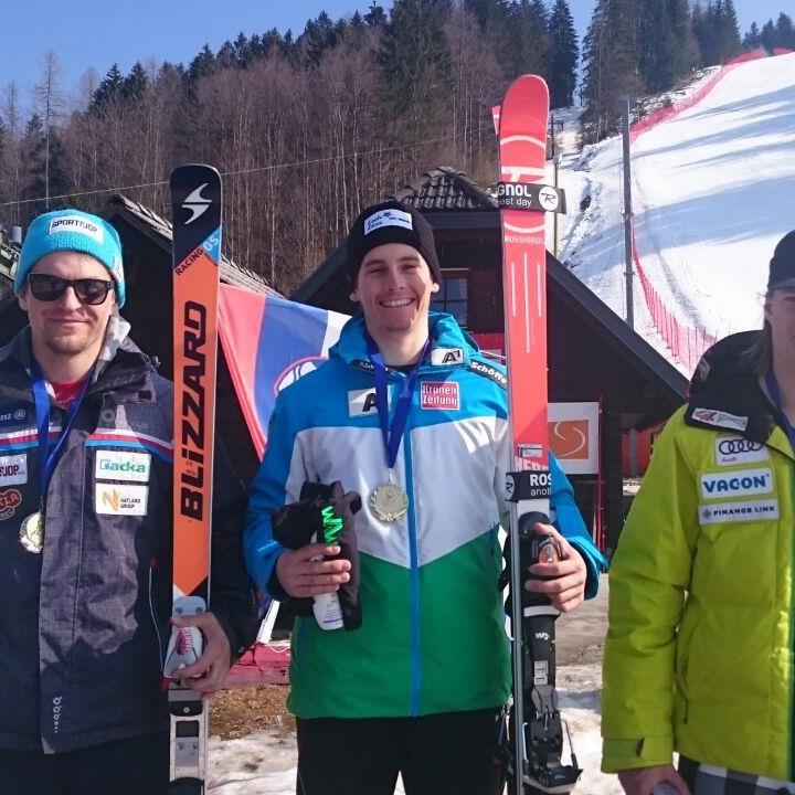 Der Lecher Magnus Walch gewann in Slowenien.