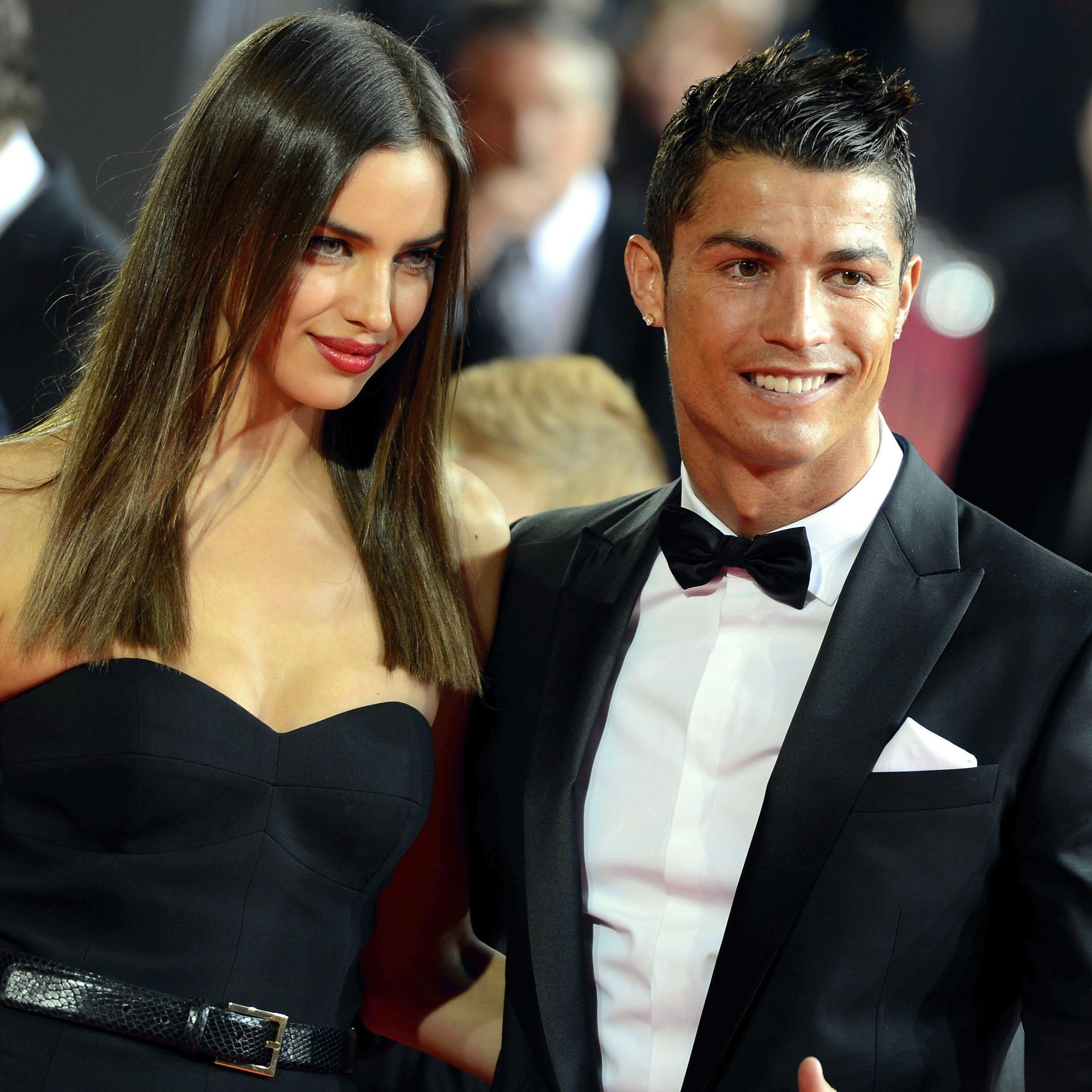 Ronaldo und Irina Shayk sind seit Mitte Jänner kein Paar mehr.